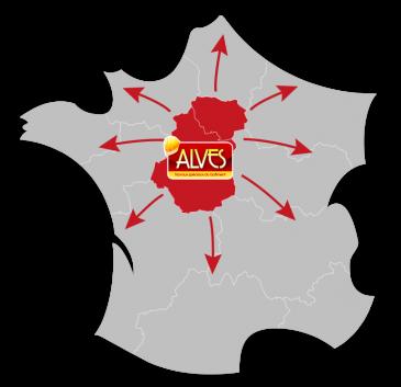 carte secteur alves etancheite - expertise