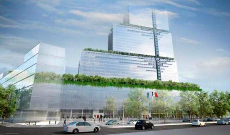 futur palais de justice